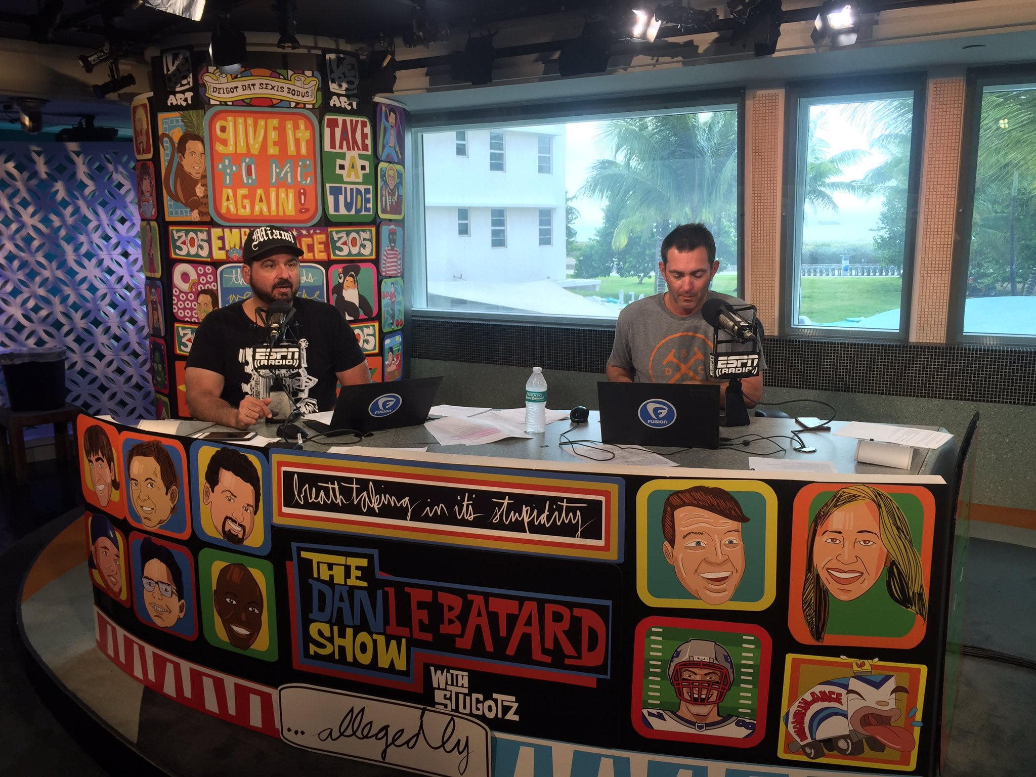 Dan Le Batard Show On Twitter Today Is Our Last Show On