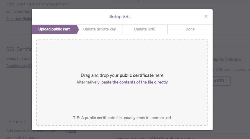 Announcing Heroku Free SSL Beta and Flexible Free Dyno Hours: https://t.co/KBYvfQYZNI https://t.co/EH26CxPobJ
