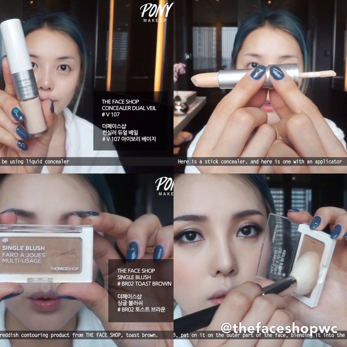 "THEFACESHOP W.Covina on Twitter: ""China Trip Makeup Tutorial by Famous Korean Makeup Artist @ponysmakeup #youtube #thefaceshop https://t.co/nzEndpniMg… """