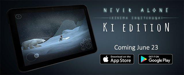 لعبه Never Alone: Ki Edition v1.0.0 مدفوعه (وثائقيه رهيبه)