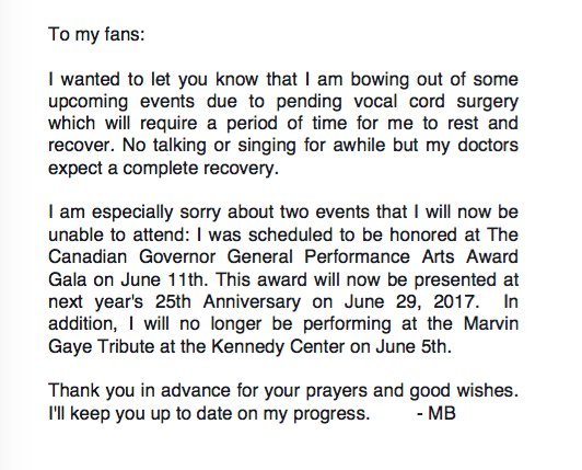 Michael Bubl On Twitter A Message From Michael