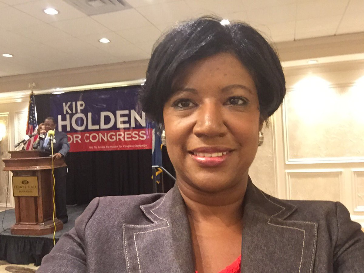 The campaign has started! #kipforcongress l @MayorKipHolden https://t.co/zL2gWDyXtQ