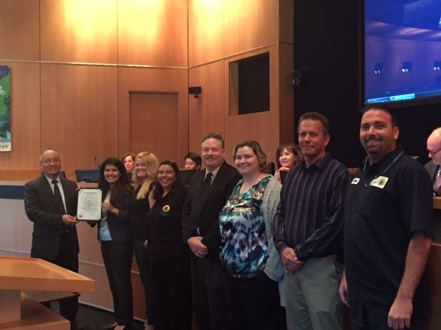 Milpitas mayor proclaims 5/15-5/21 as Public Works Week. Thank you Public Works for keeping the City beautiful #NPWW https://t.co/EHEv3fcEcl