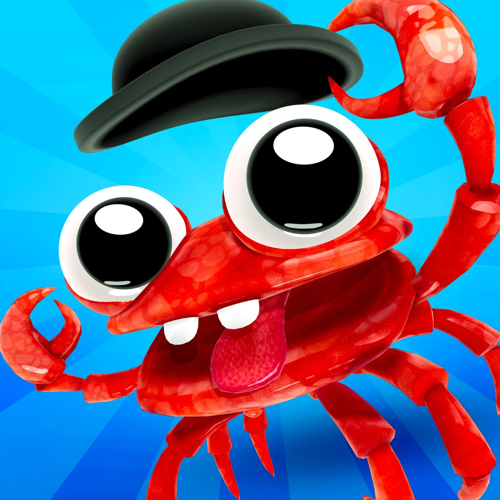 Mr. Crab 2 is out!!!  Get it: https://t.co/Ziip6Dfg44 https://t.co/MCXshuaYtH