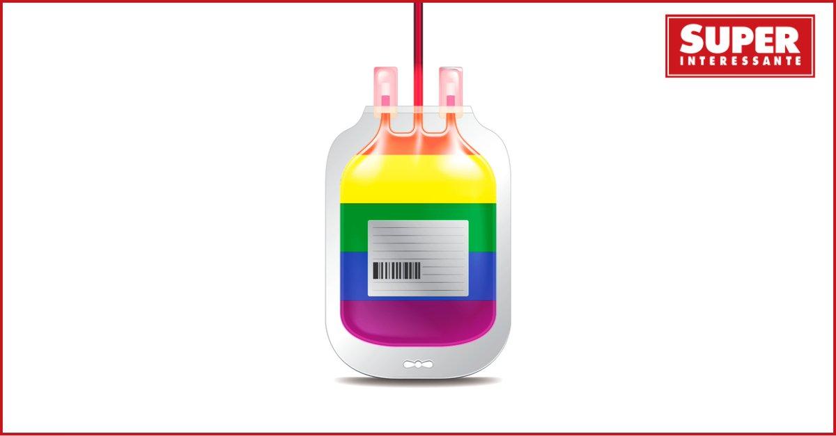 Brasil desperdiça 18 milhões de litros de sangue ao ano por homofobia: https://t.co/gdkx9Y9OAA