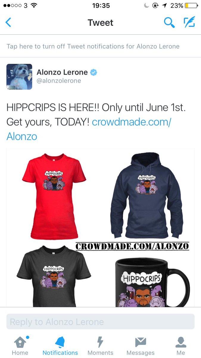 d50b786bb55 youtube Alonzo on Twitter