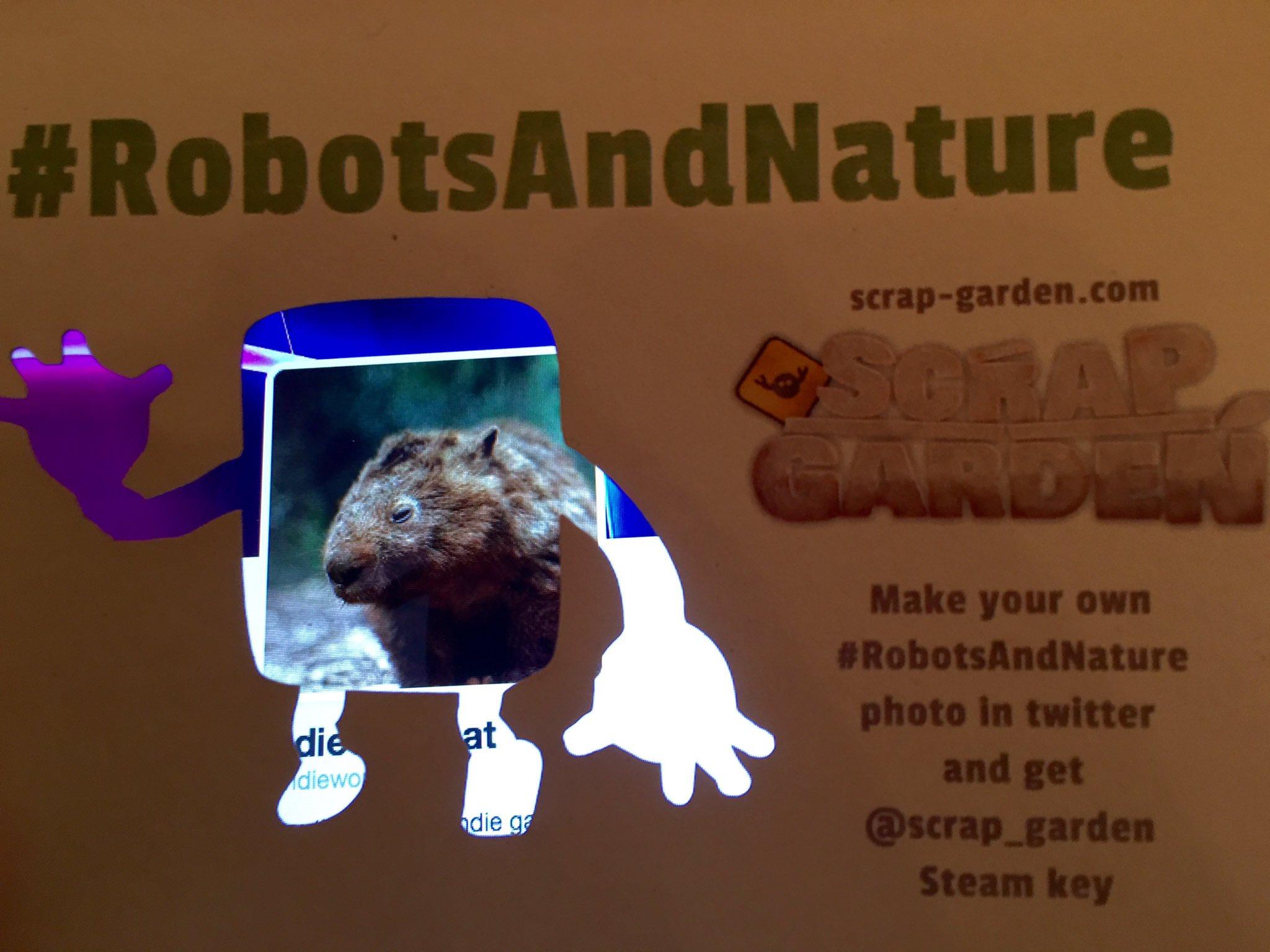 Scrap Garden on Twitter: \