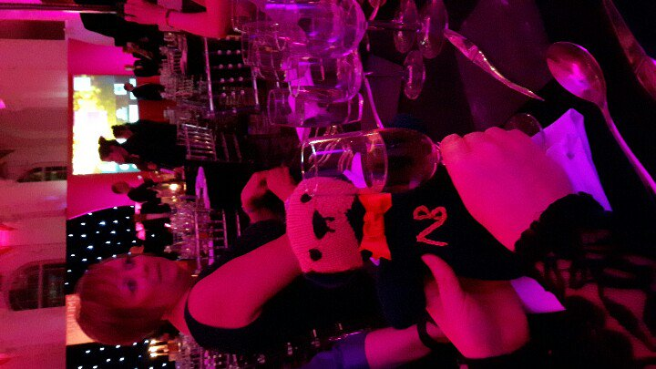 #NewmanBear has arrived at @mandhshow #mandhawards with @ccushings & @jenniwaugh. #Goodluck everyone! https://t.co/IKxztfBKtl
