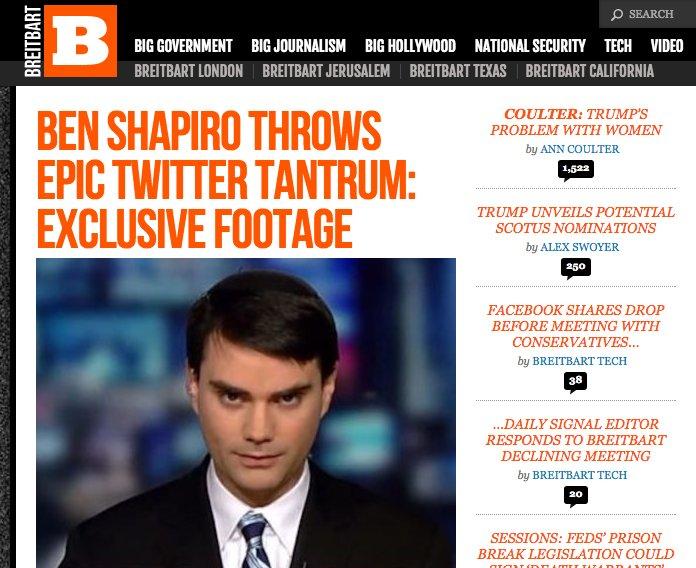Ben Shapiro on Twitter: