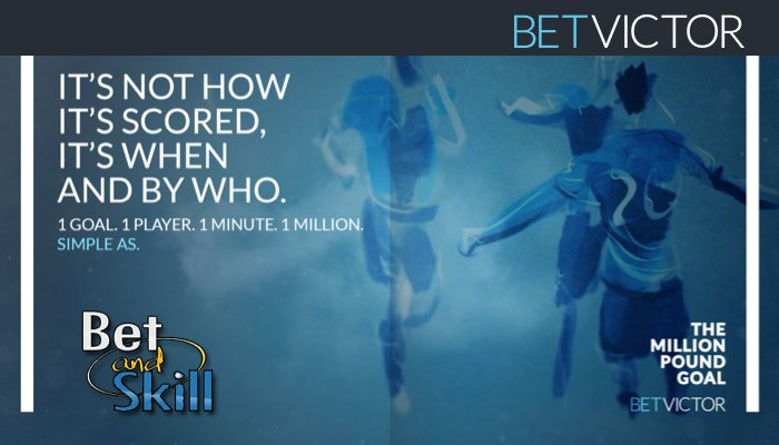 BetVictor Million Pound Goal