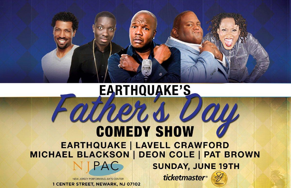 LIVE!!! @RealEarthquake & Friends!!! #FathersDay https://t.co/NoiHHyZvtd