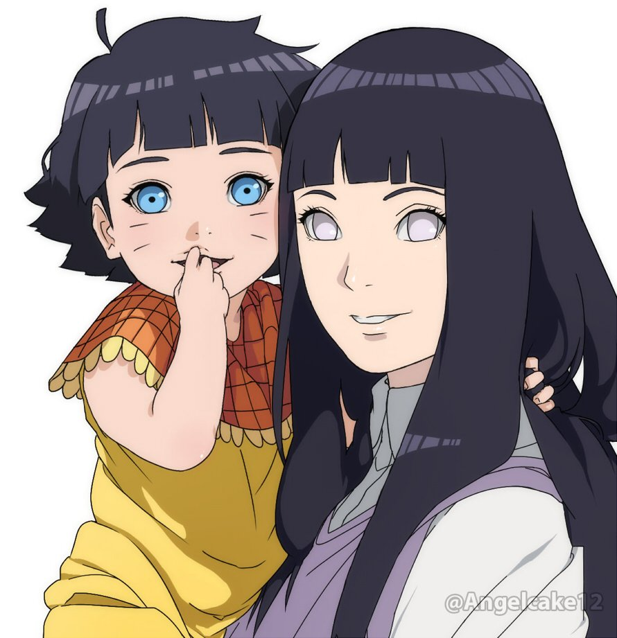"Angelcake12 on Twitter: ""More old #Naruto art :D #Hinata # ..."