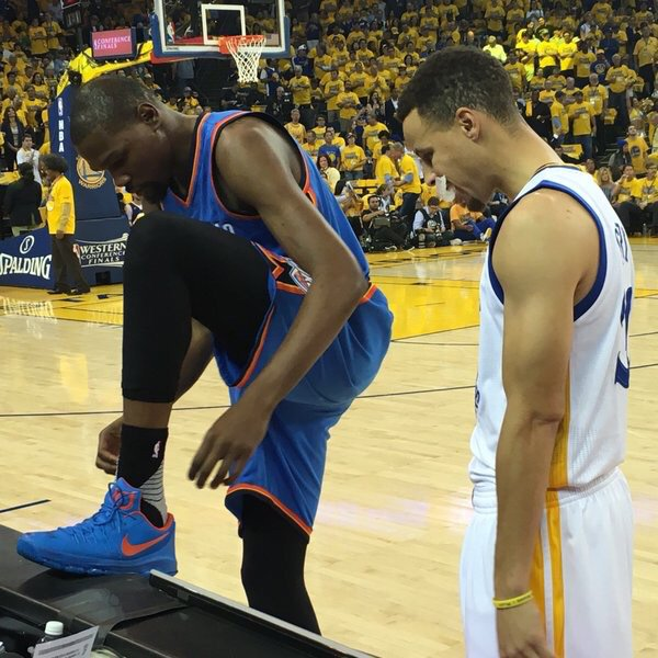 stephen curry shoes tonight kevin durant shoes