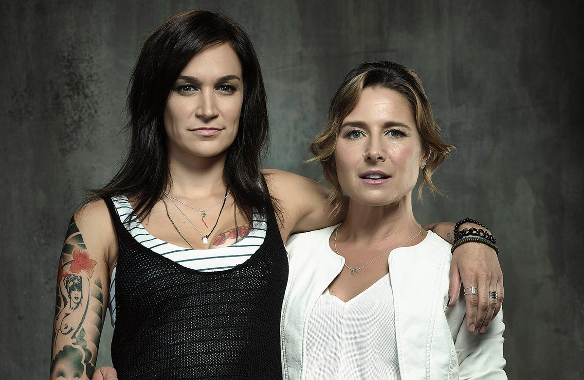 Wentworth's @nicdasilva and @LibbyTanner reveal what we can expect from season 4 #fridget  https://t.co/c4gCk15Bfm https://t.co/gTw9HlNJdf
