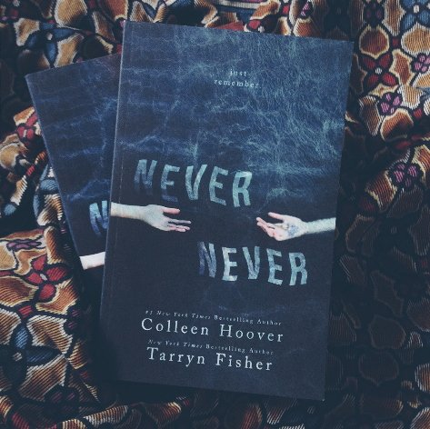 43. Never Never, Colleen Hoover & Tarryn Fisher. https://t.co/ntpx...