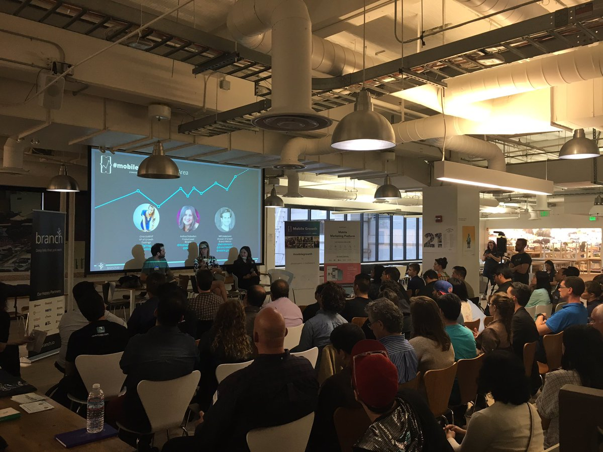 Mobile Growth Meetup SF
