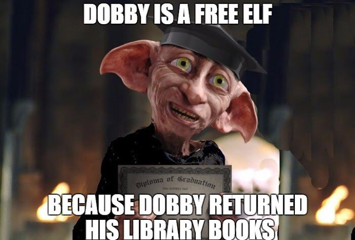 Emelia Jane On Twitter Created 10 Memes To Help Remind Seniors To Return Their Library Books They Love Them And It S Working Yay Save and share your meme collection! emelia jane on twitter created 10