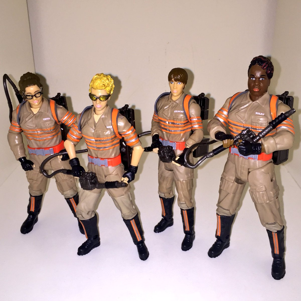 Best Ghostbuster Toys : Red on twitter quot oh no my new ghostbusters toys