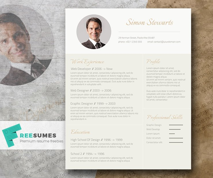 Be a standout candidate in the fierce job market with this #free Word #resume template https://t.co/iupHvjjVIq https://t.co/X66HfJaxlX