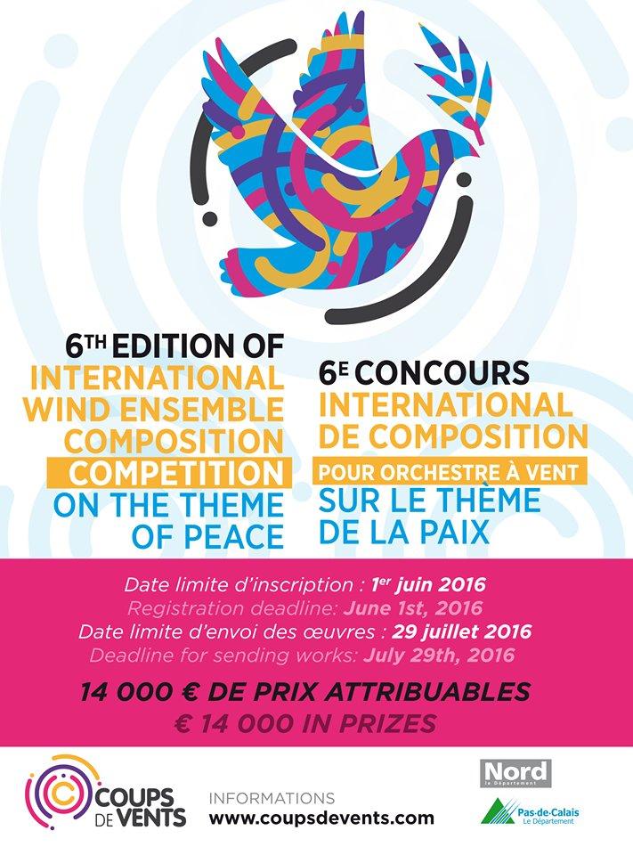 LAST DAYS TO REGISTER / DERNIERS JOURS POUR S&#39;INSCRIRE #composition #competition #orchestra <br>http://pic.twitter.com/lb2SMNo2RV