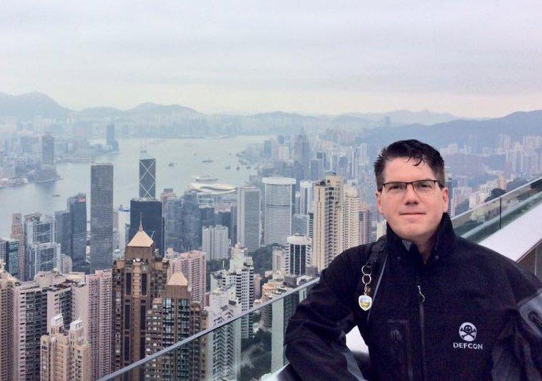 The life of a social engineer: Hacking the human - https://t.co/jxNF1bet2Z - @jaysonstreet @defcon @Hak5 https://t.co/xJwWMQGp60