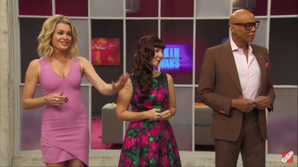 Rebecca romijn breasts hope