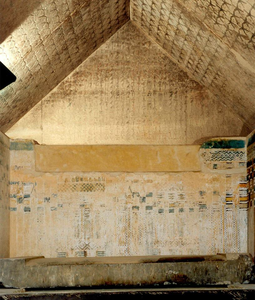 Egypt Reopens 'Pyramid of Unas' After 20-Year Closure: https://t.co/pwg9pmjnmU #unas #pyramid https://t.co/SwxkAcZ11T