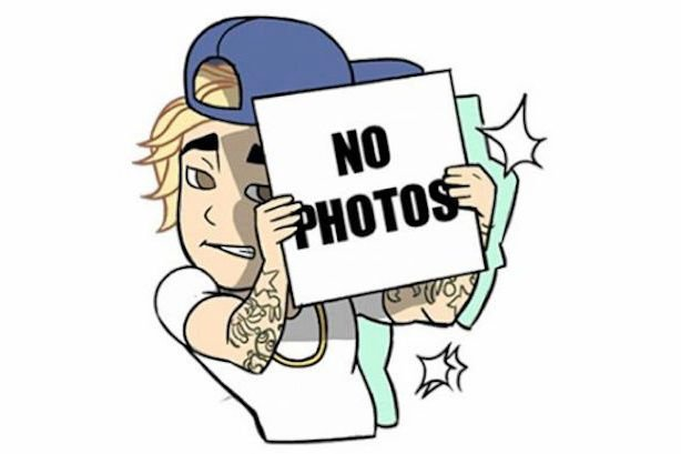 Pop Star Emojis - Justin Bieber is the New Subject of a Series of Custom Emojis https://t.co/IjY6Y5C0pX #PopCulture https://t.co/mLnZJqHg0i