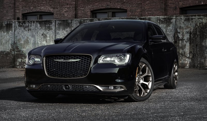 Black is the new black. The 2016 Chrysler 300S Alloy Edition. https://t.co/JUnbxiArZf