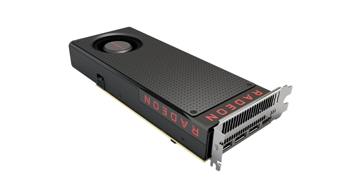 AMD's Radeon RX480 GPU is VR ready for just $199
