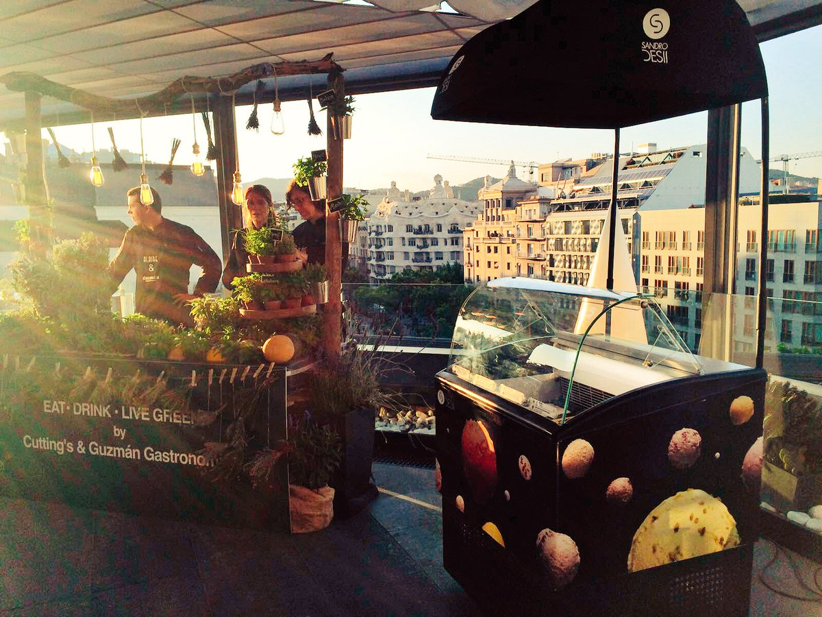 Sandro Desii On Twitter Sandro Desii Ice Cream In Terraza