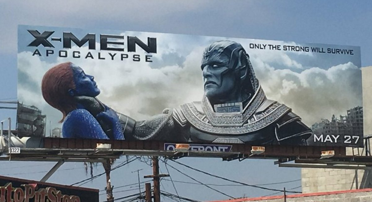 Thumbnail for #NotBuyingIt Campaign Causes 20th Century Fox to Pull X-Men Poster Glorifying Violence Against Women