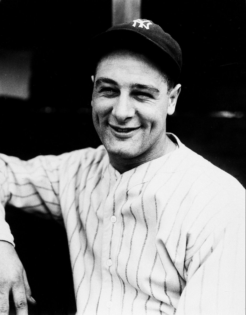 When lou gehrig and jackie robinson were just a stamp away