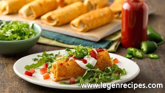 Bold Sriracha Beef Burritos -