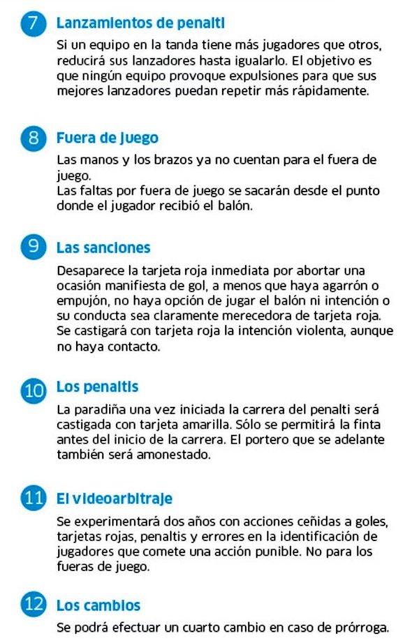 Gonzalo ahedo gonzaloahedo twitter for 10 reglas del futbol de salon
