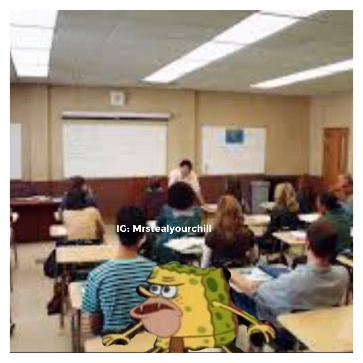 Got A Boner In Class