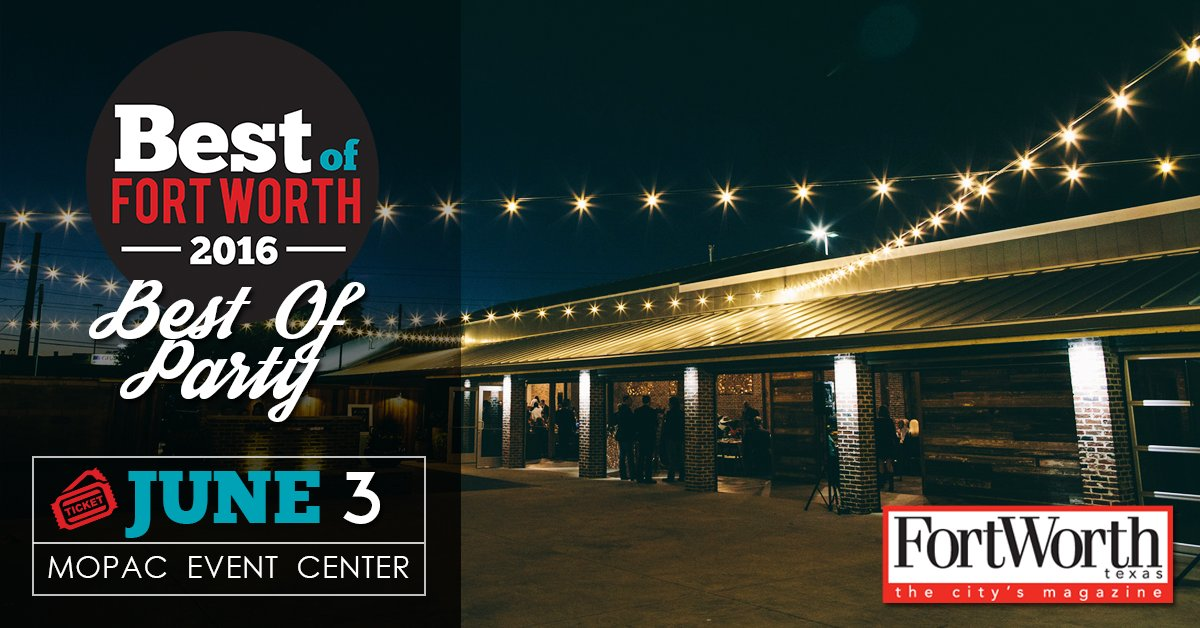 Tickets for our BestOf party are $75 and include an open bar, unlimited food & FREE valet.