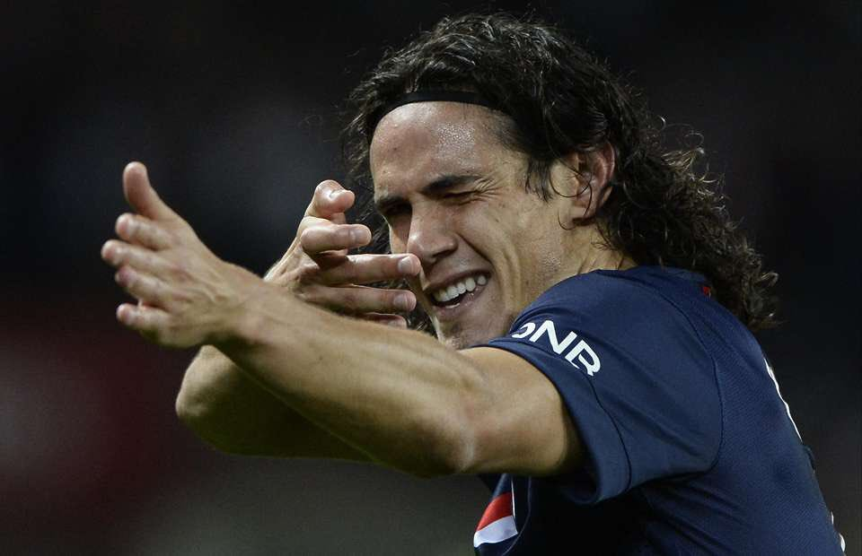 Cavani to Atletico Madrid?