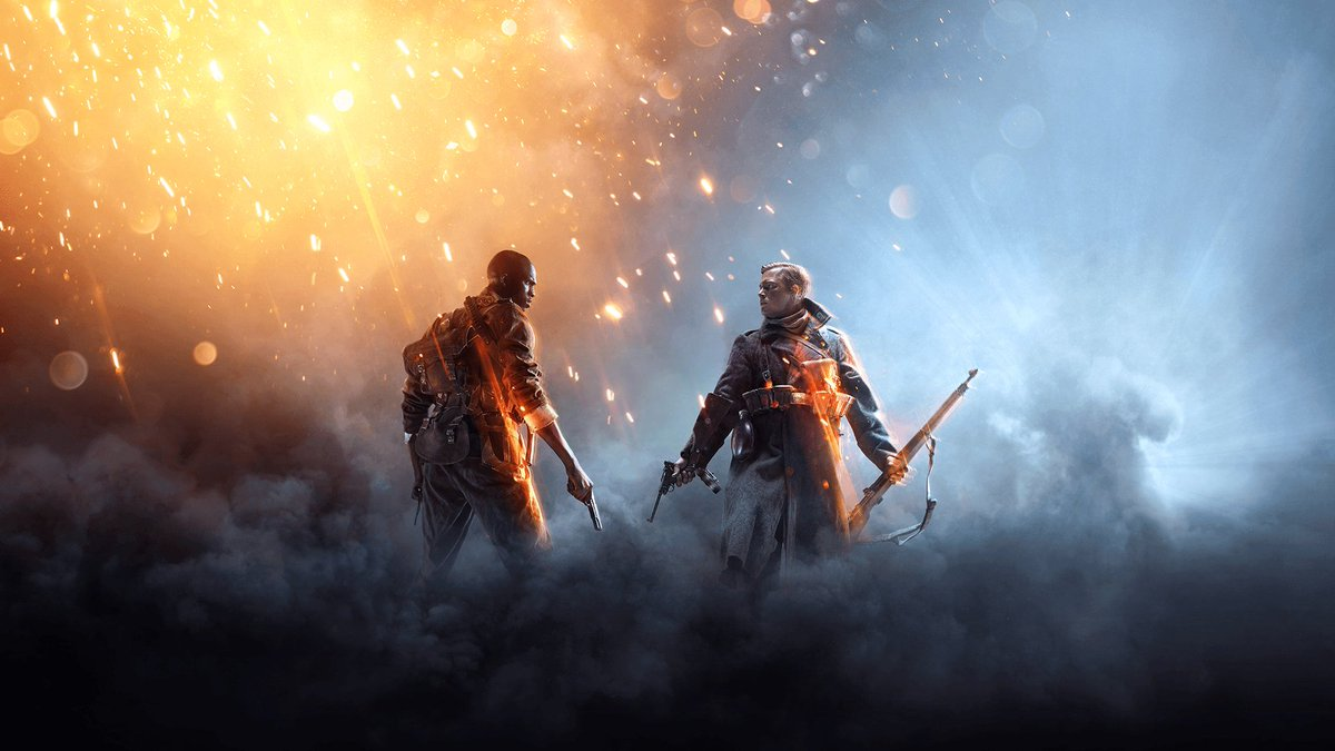 "Battlefield Bulletin On Twitter: ""Awesome #BF1 Wallpaper"