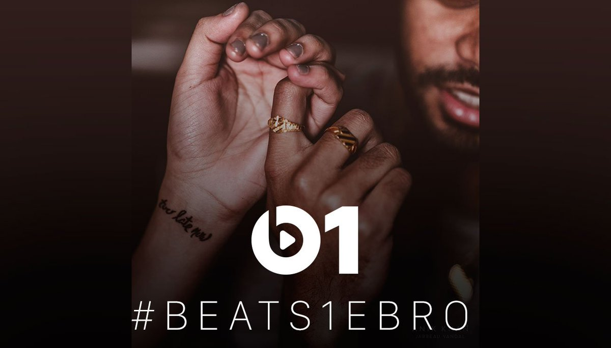 """Excited to have """"Too Late Now"""" hitting the @Beats1 airwaves tonight! Love to @oldmanebro & the team. Tune in 6:45PM. https://t.co/Ro2mKNsXZm"""