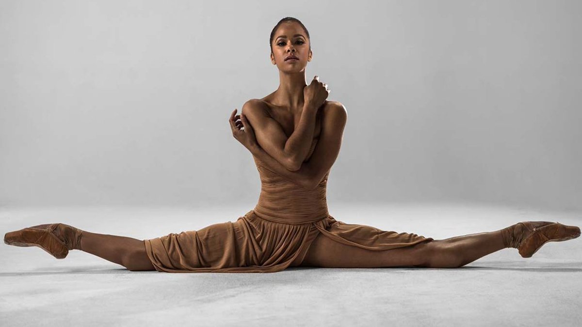 ".@mistyonpointe proves ""you can start late, look different, be uncertain, and still succeed"" https://t.co/APEN5f52lK https://t.co/aJ9vrGYTn6"