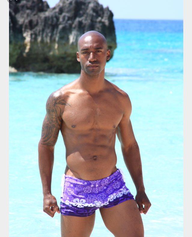 bermudian men