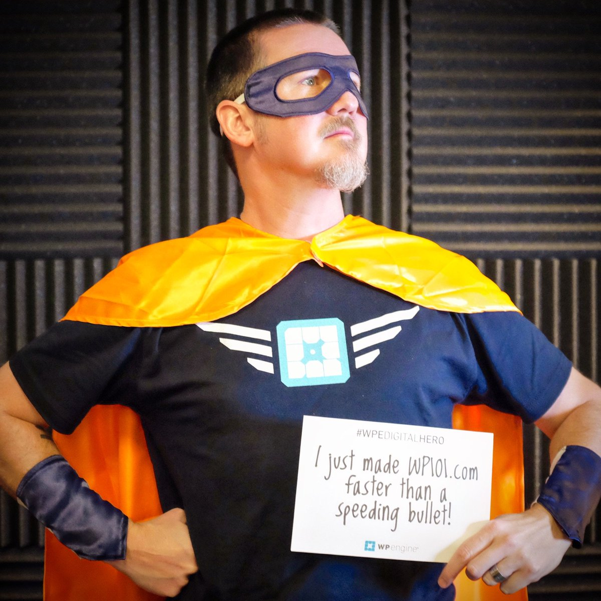 I just made https://t.co/z0yzi5jgj0 load even faster with @WPEngine's new Page Performance tool! #WPEdigitalhero https://t.co/oVYzSnvuv5