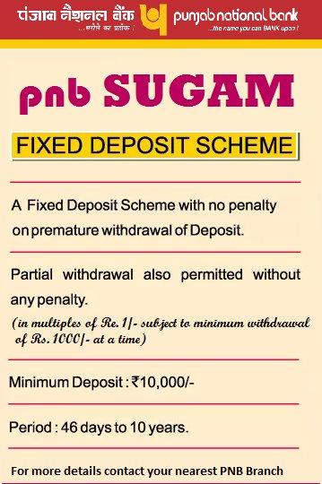 National bank deposit scheme.