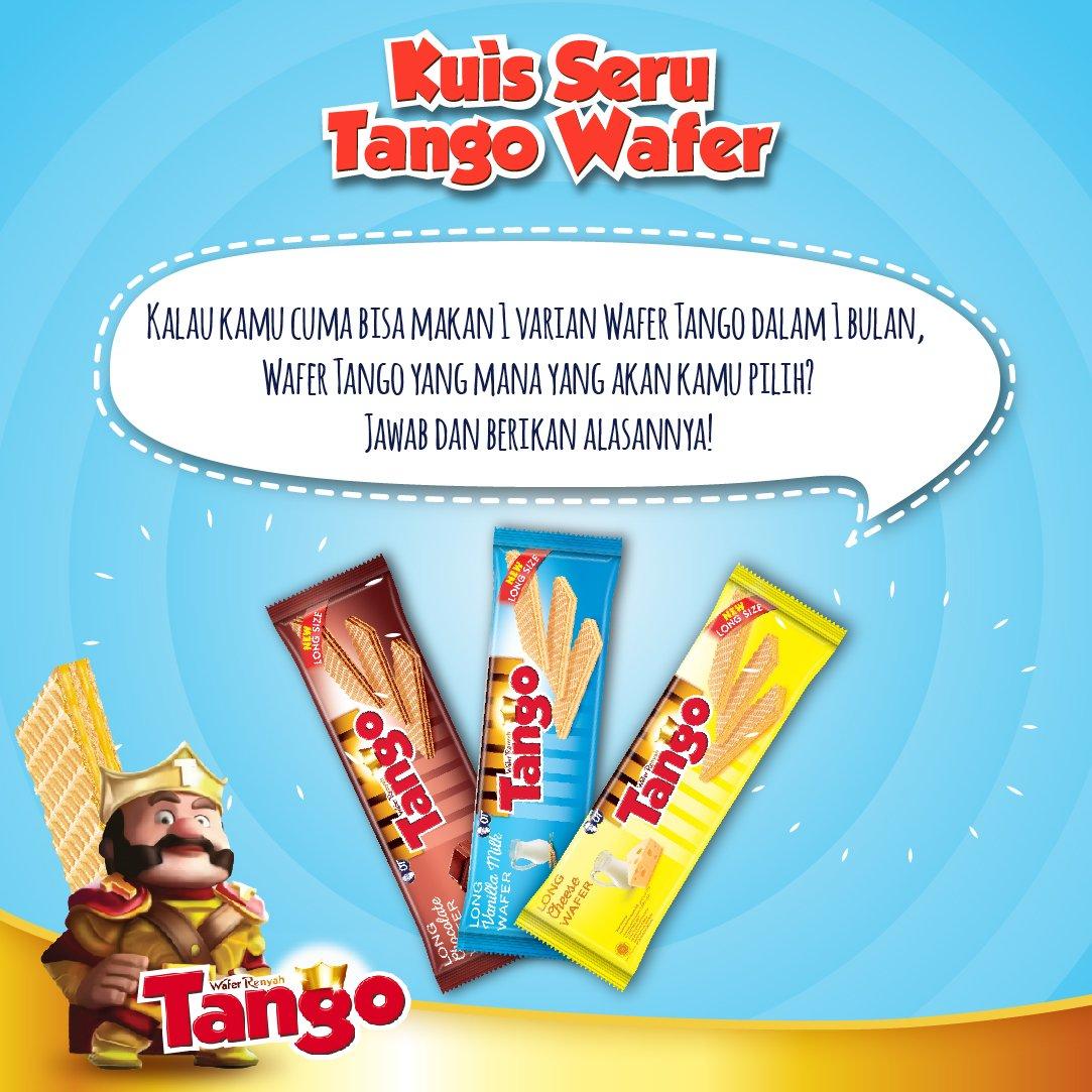 Wafer Tango Renyah On Twitter Jawab Berikan Alasannya 3 Tanggo 1001 Pm 31 May 2016