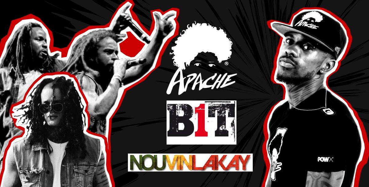 Apache, Baroni One Time y Nou Vin Lakay en Concierto. Anfiteatro del CC Sambil. 9 de julio de 2016. @FinDeClasesFest https://t.co/NTw046B51R