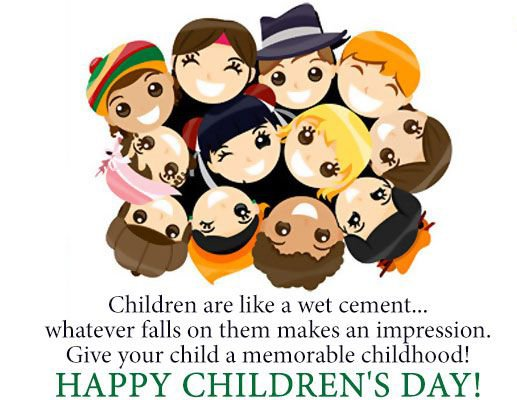 Happy Childrens Day Graphics  IMAGES, GIF, ANIMATED GIF, WALLPAPER, STICKER FOR WHATSAPP & FACEBOOK