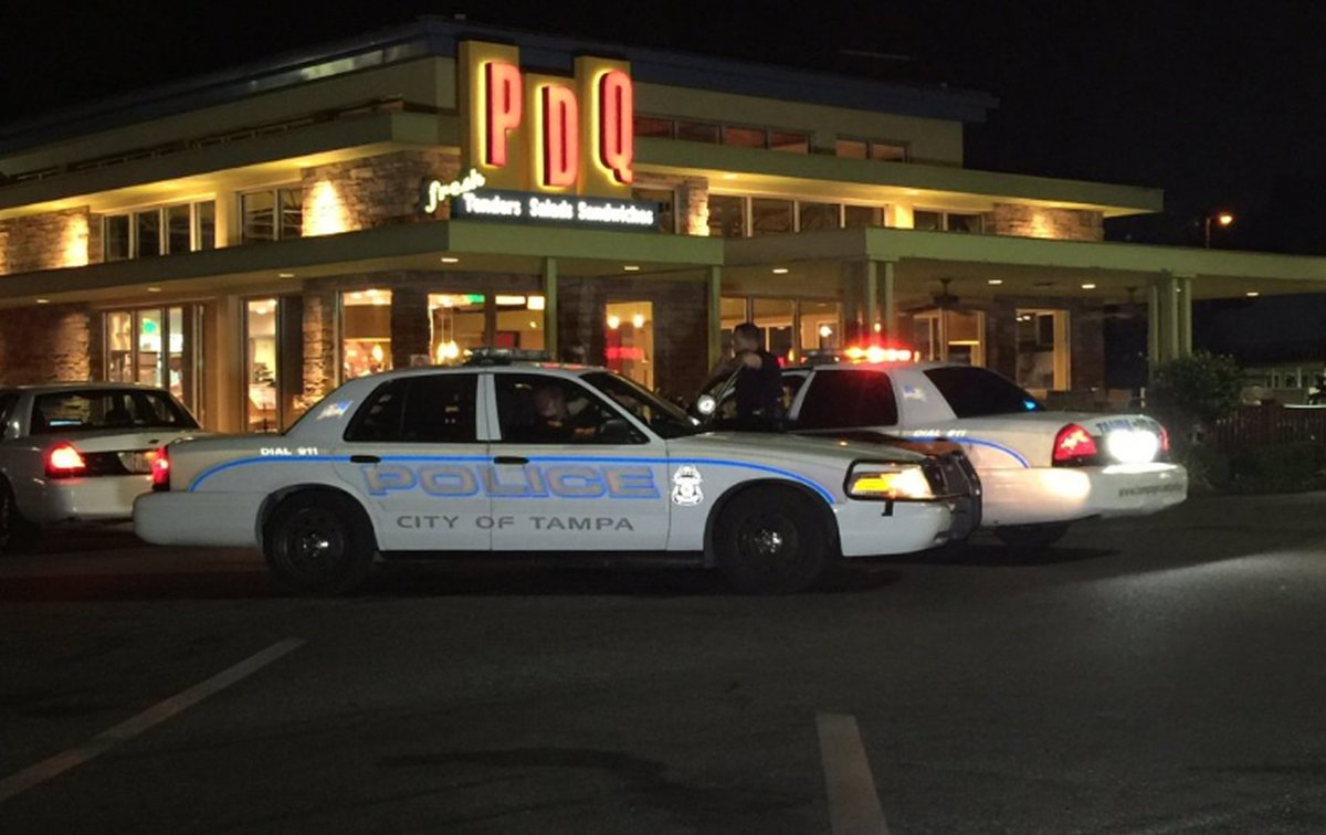 Police: Man robs PDQ near Plant High