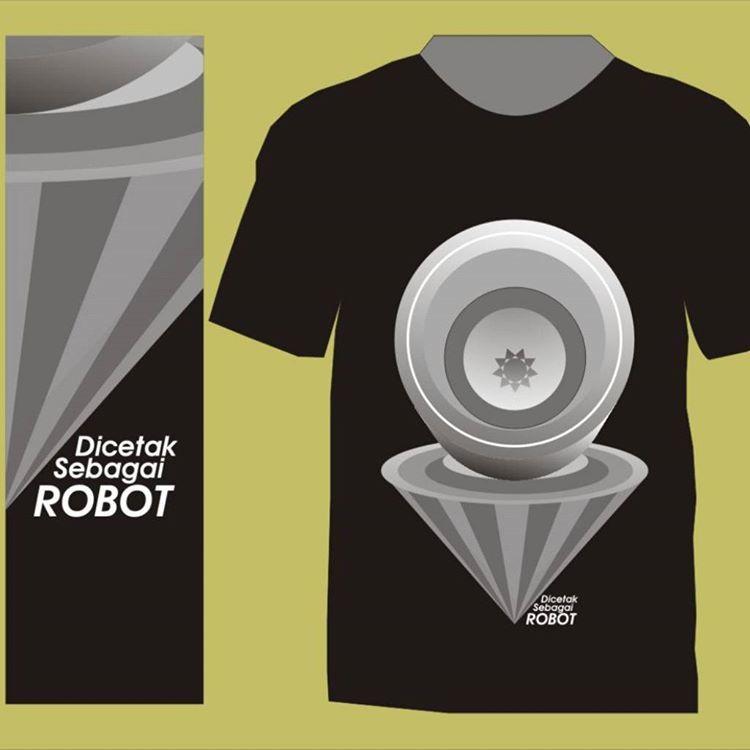 Coba tengok sekitar anda. Adakah robot berkeliaran?  Karya dari @nadasumbang  Untuk yang berminat saja. Jangan mema…