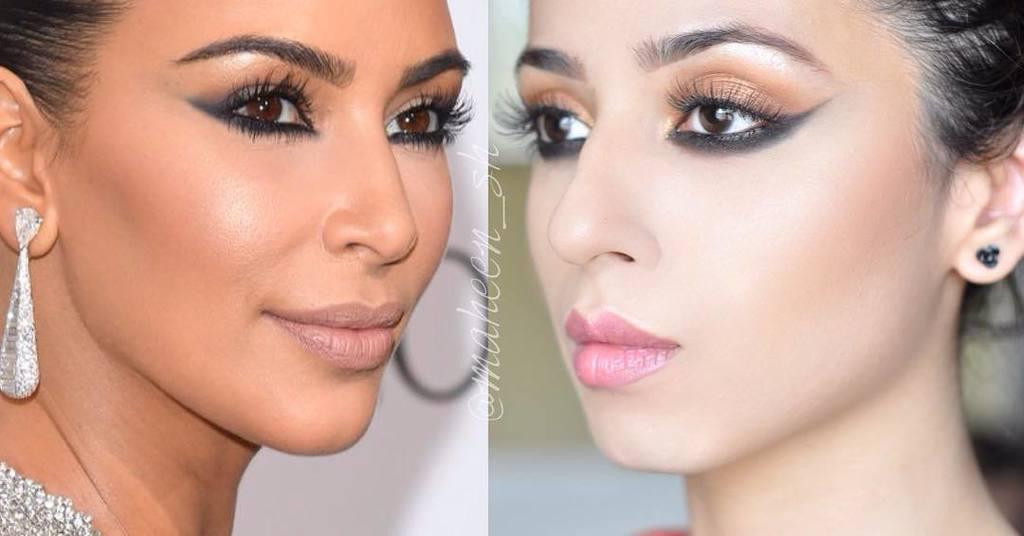 Romina Kardashian Black Eye